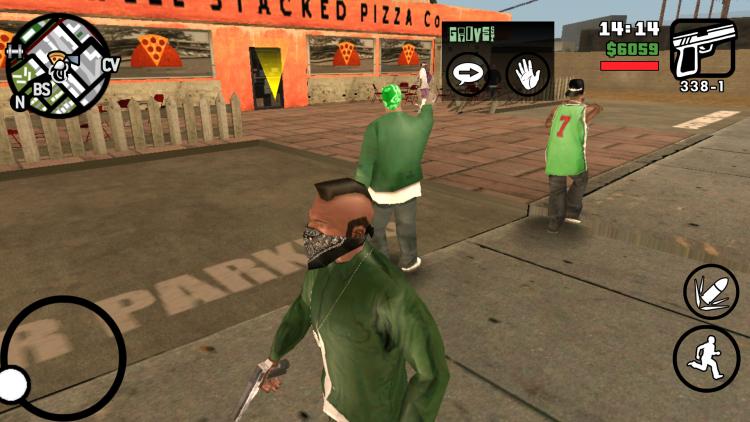 Grand Theft Auto: San Andreas - Download