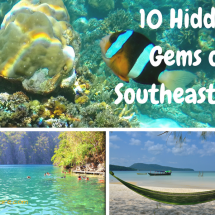 Hidden Gems Asia