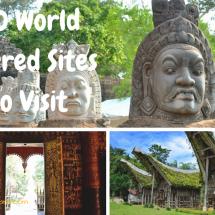 World sacred sites