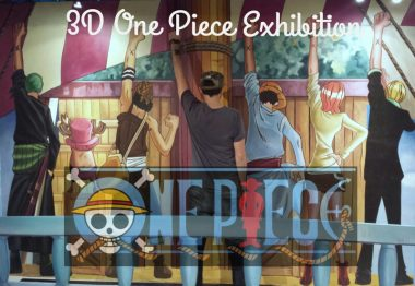 One Piece exhibition Hong Kong 3d Museum