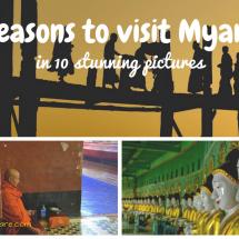 Myanmar - travel - Destination