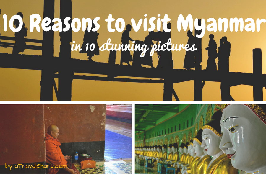 Myanmar - travel - Destination